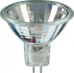 Philips lampa halogenowa Brilliantline Dichroic 35W GU5.3 12V 10° (424907)