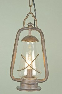 ELSTEAD LIGHTING MINERS CHAIN lampa wisząca