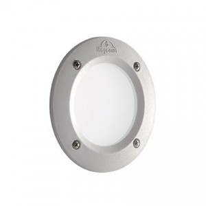 IDEAL LUX LETI 96544 FL1round bianco oprawy led