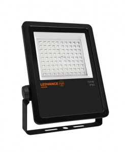 Ledvance Floodlight LED 150W/4000K IP65 Black ASYM 4058075814752