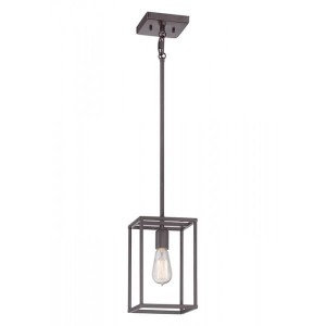 ELSTEAD LIGHTING  QZ/NEWHARBOR/P lampa wiszaca