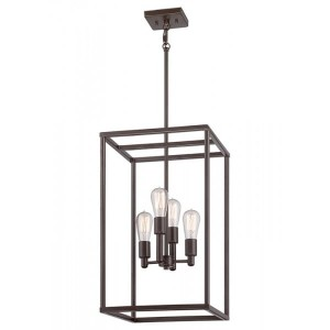 ELSTEAD LIGHTING  QZ/NEWHARBOR/4P lampa wisząca