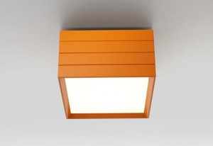 ARTEMIDE GROUPAGE 45 ORANGE 1934060A plafon