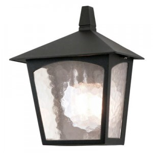 ELSTEAD LIGHTING YORK BL15 BLACK Kinkiet
