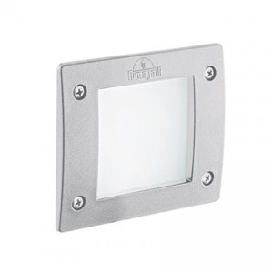 IDEAL LUX LETI 96575 FL1square bianco oprawy led