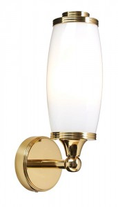 ELSTEAD LIGHTING BATH/ELIOT1 PB kinkiet