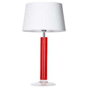 4Concepts  LITTLE FJORD RED L054365217 LAMPA stołowa