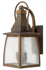 ELSTEAD LIGHTING MONTAUK HK/MONTAUK M Kinkiet