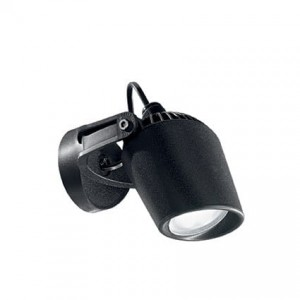 IDEAL LUX MINITOMMY 96476 AP1 nero kinkiet