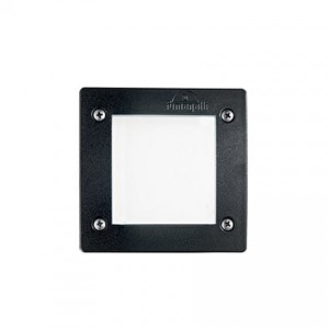 IDEAL LUX LETI 96582 FL1square nero oprawy led