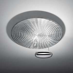 ARTEMIDE DROPLET MINI  HALO PARETE/SOFFITTO 1472010A plafon
