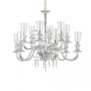 IDEAL LUX  BEETHOVEN 103419 SP12 lampa wisząca