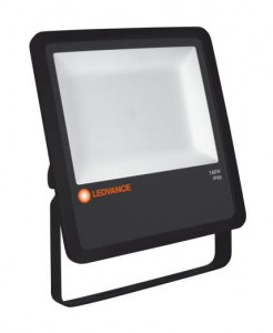 Ledvance Floodlight LED 180W/6500K BK 100DEG IP65 4058075097735