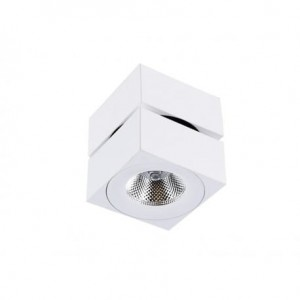 Azzardo DIADO MATT WHITE LED  LC1329-WH Plafon