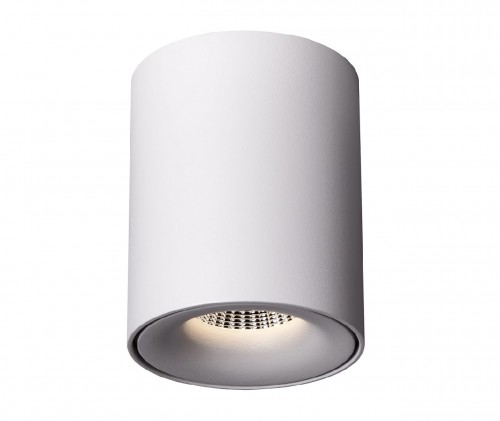 LED ELONG 6W MATT WHITE
