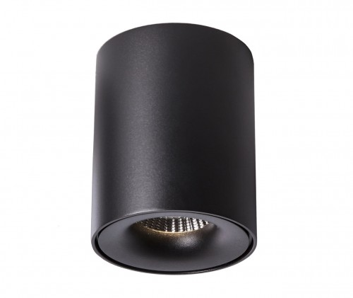 LED ELONG 6W MATT BLACK