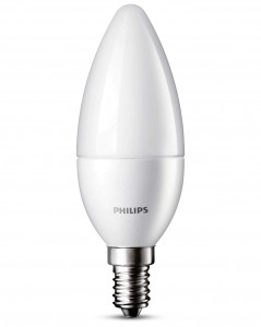 PHILIPS LED 5,5 W /40 W/ E14  762386
